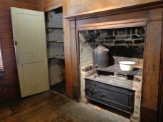Nairn St Cottage kitchen